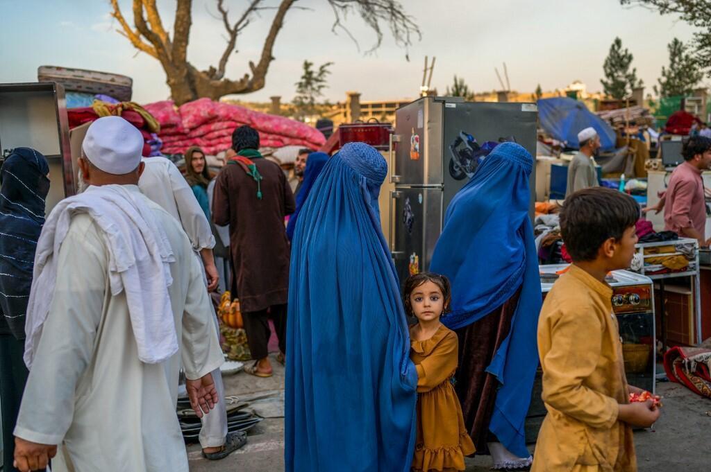 Afghanistan - Kaboul - crise