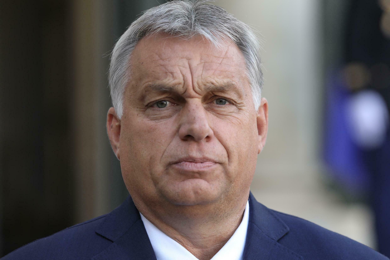 Le président hongrois, Viktor Orban.