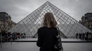 Le Louvre, fermé depuis dimanche, rouvre ses portes le 4 mars 2020.