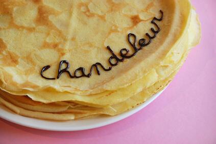 法國每年二月聖蠟節不可或缺的可麗餅