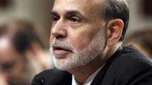 Ben Bernanke declaró ante la comisión bancaria del Senado que el sistema de la tasa Libor es estructuralmente defectuoso, el 17 de julio de 2012.