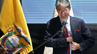 guillermo Lasso equateur president