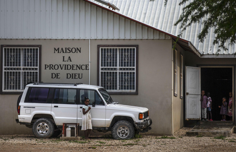 Haiti - orphelinat - enlèvement kidnapping - rapt