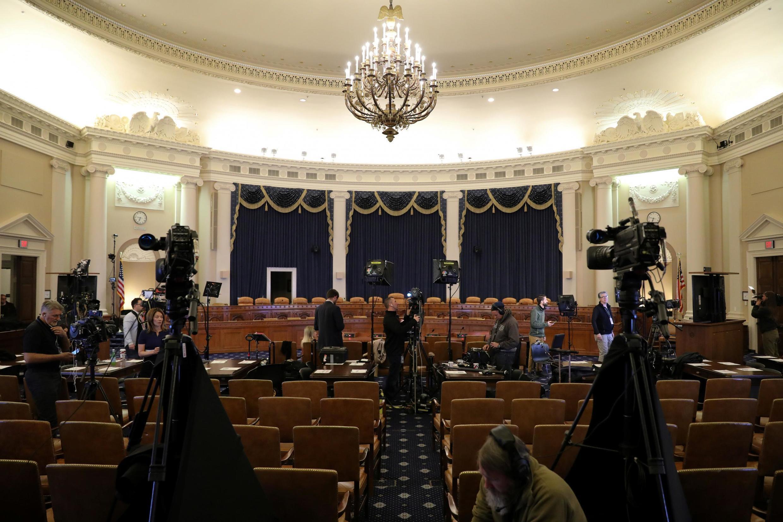 Les premières auditions publiques dans le cadre de l'enquête préalable à une éventuelle procédure de destitution de Donald Trump ont débuté, ce mercredi 13 novembre 2019, à Washington.