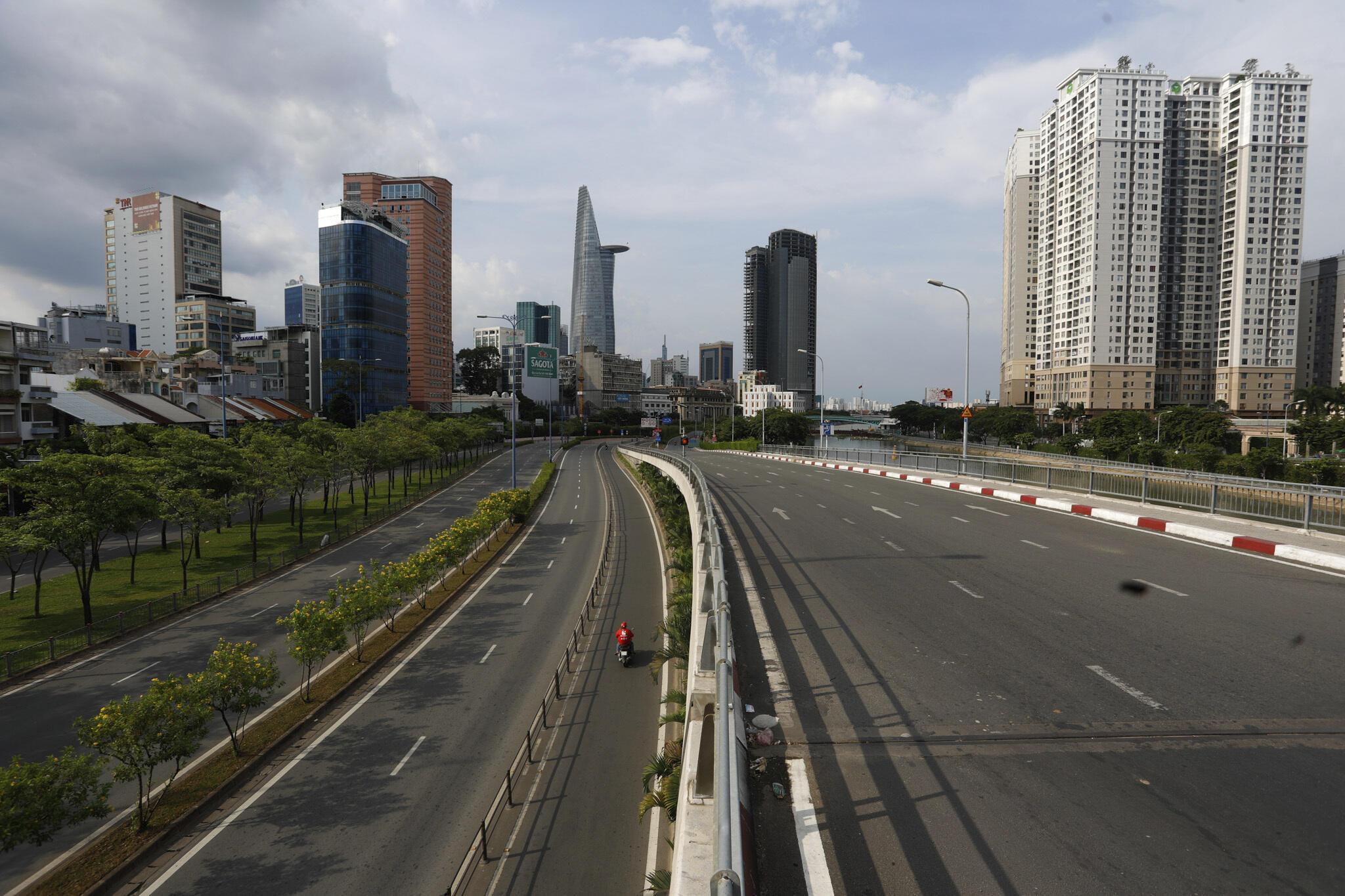 Vietnam Hochiminh Ville - Covid-19 AP21207161795806