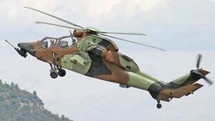 Trực thăng Tigre của quân đội Pháp