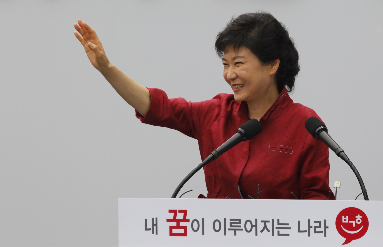 Bà Park Geun Hye