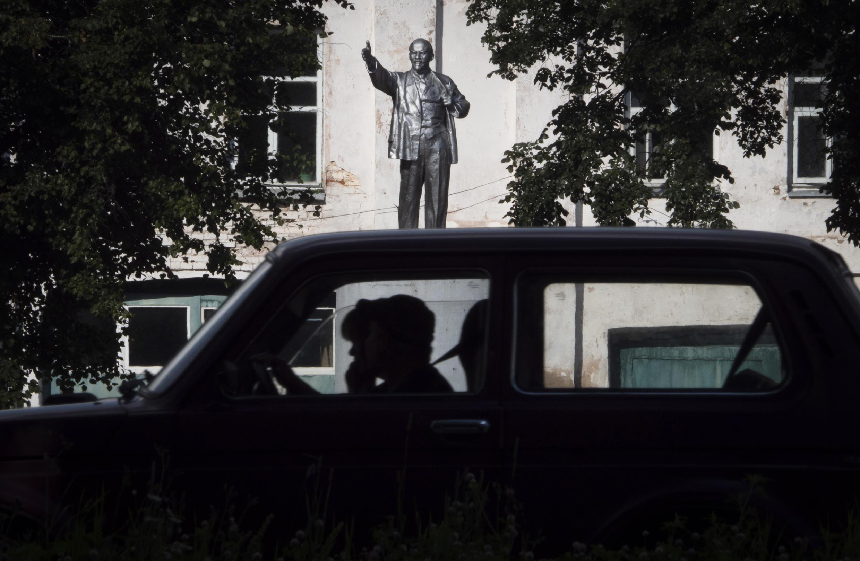 Russie - Lenine