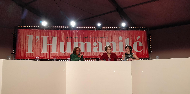 15/09/19- Em Paris, Dilma denuncia misoginia de ataques a Brigitte Macron e pede desculpas
