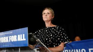 美国中期选举中女性候选人增多