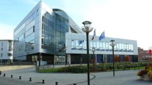 La mairie de Villetaneuse.