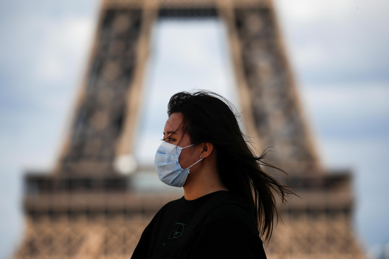 Paris mask