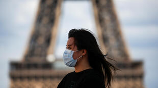 Wearing masks in crowded open-air public areas in Paris will be made mandatory.