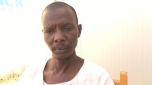 Yahya Juma Haroun, Darfuri refugee, former slave in the mines in northern Chad and Libya