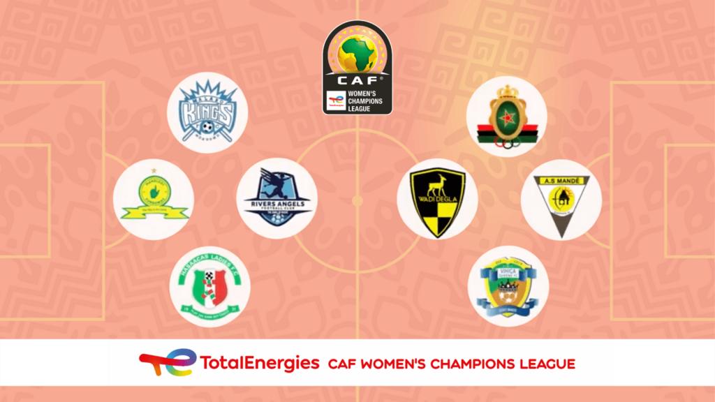 La Ligue des champions féminine 2021 aura lieu du 5 au 19 novembre