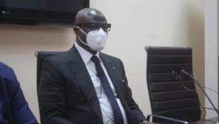 Président de la Fédération Congolaise de Football Association (FECOFA) monsieur Constant Omari Selemani