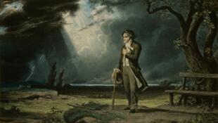 بتهوون در توفان: اثر کارل شوئنینگر - قرن نوزدهم