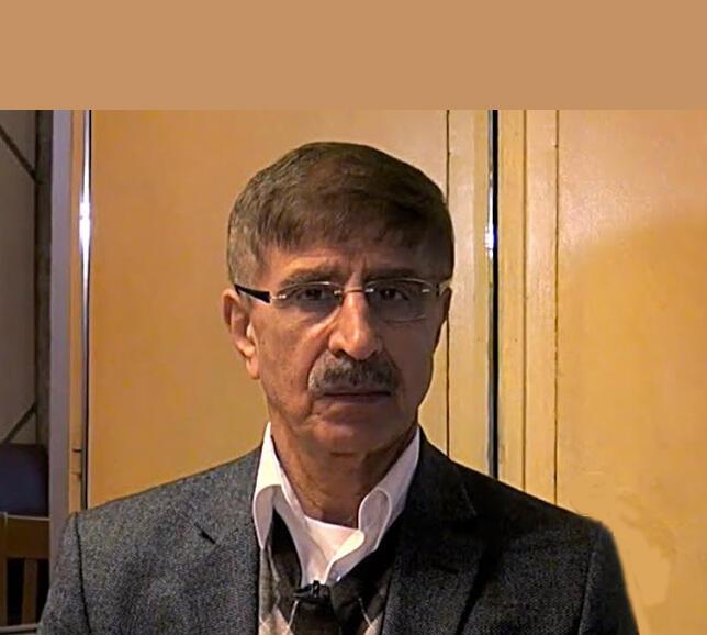 علی کشتگر، فعال و تحلیلگر سیاسی مقیم فرانسه