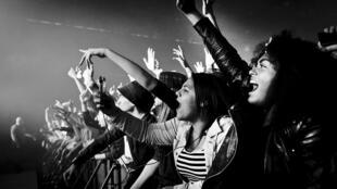 """El festival """"Printemps de Bourges"""" congrega cerca de 230.000 personas cada año."""