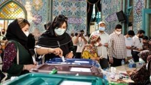 Élection présidentielle en Iran