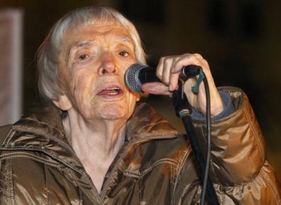 Людмила Алексеева (архивное фото)