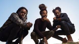 Le groupe américano-jamaïcain New Kingston