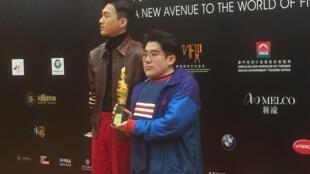 """""""Clean up"""", filme sul-coreano, recompensado com o principal prémio do 3° Festival de Macau a 14 de Dezembro de 2018."""