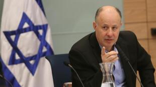 تساحی هانِغبی (Tzachi Hanegbi)، وزیر همکاریهای منطقهای اسرائیل