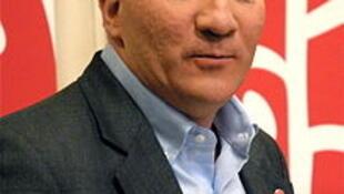Stefan Löfven, élu social-démocrate suédois.