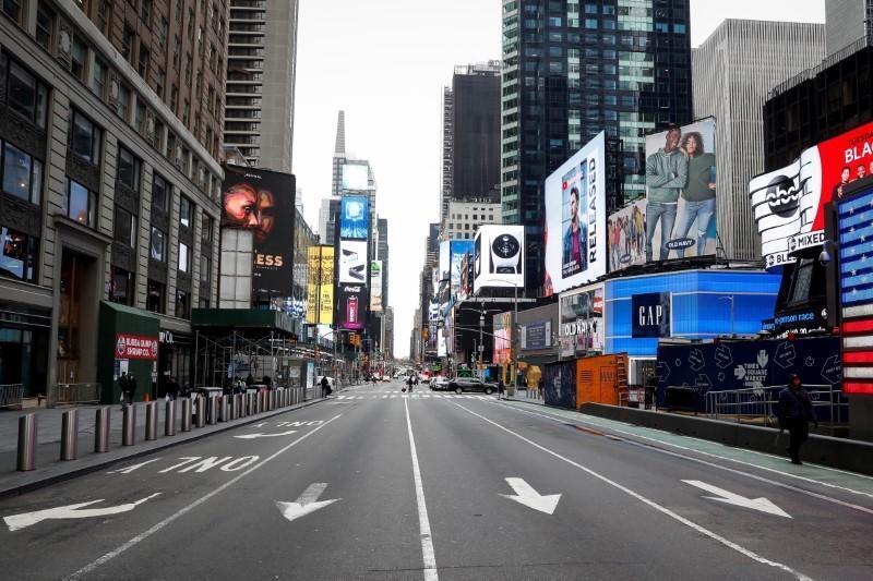 USA  Times Square New York