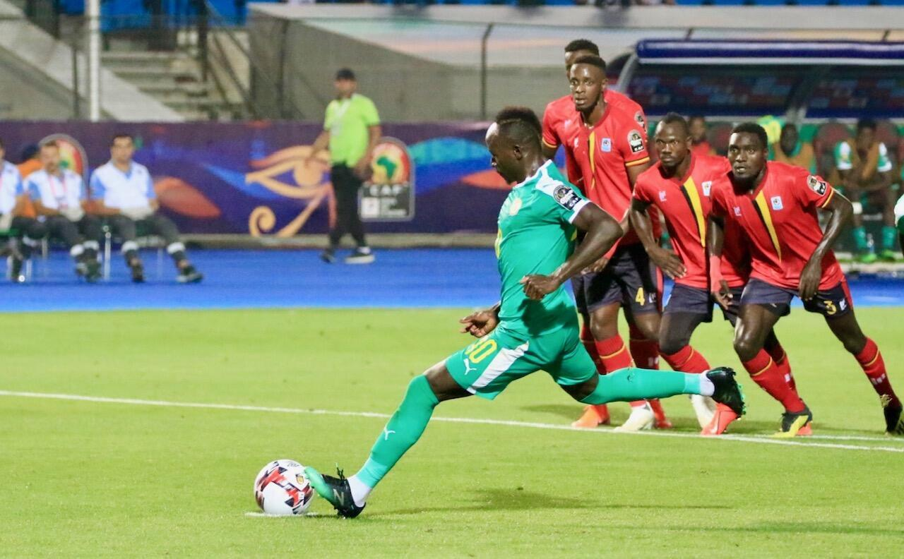 Sadio Mané has hit three goals during the 2019 Africa Cup of Nations.