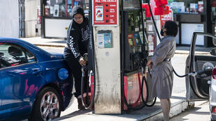 US prices rose sharply in May, but much of the increase was due to the rebound from the low prices for goods such as gasoline seen in the early weeks of the Covid-19 pandemic a year ago