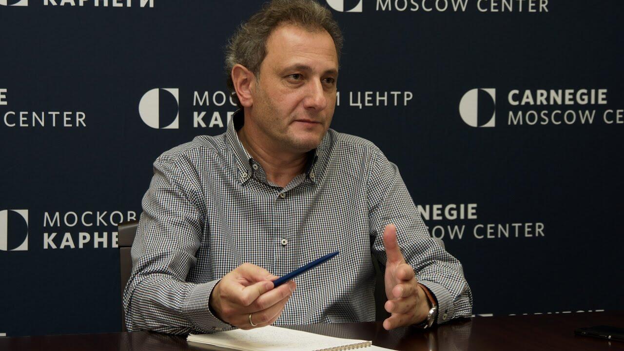 Russie politologue Anrei Kolesnikov Carnegie