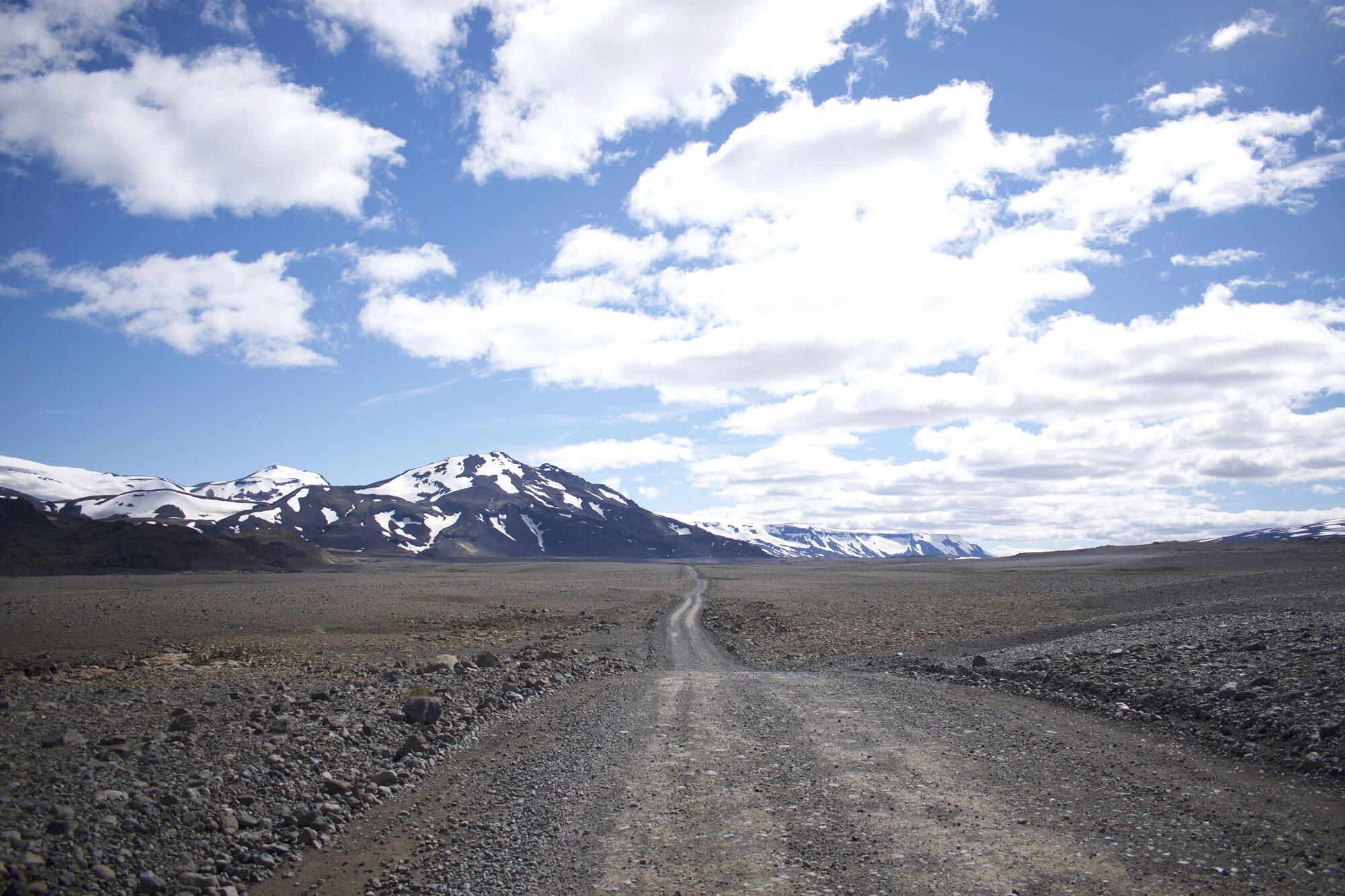 Les paysages grandioses islandais dont raffolent les studios de cinéma.