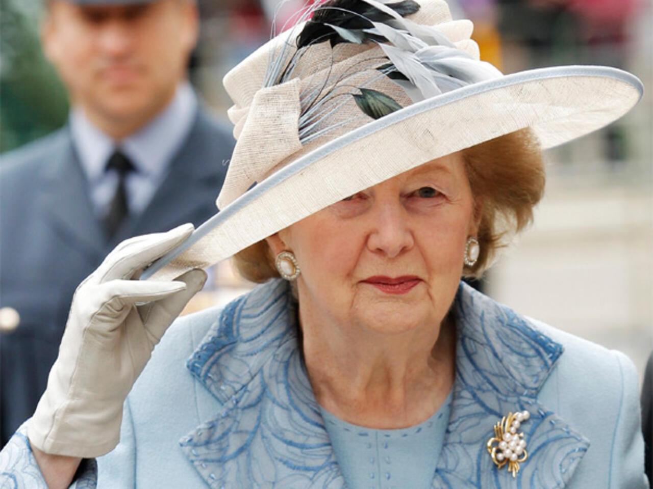 Royaume-Uni: décès de Margaret Thatcher à l'âge de 87 ans