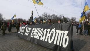 Le Figaro: Ополченцы-экстремисты батальона «Азов»