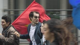 """Le redoutable"" es interpretado por el a ctor Louis Garrel."