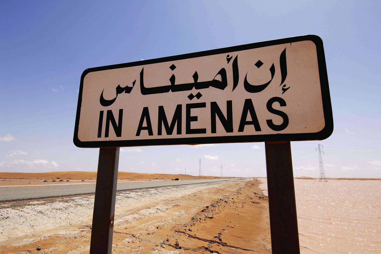 Wani Allo da ke dauke da bayani game yankin Sahara na Amenas a Algeria