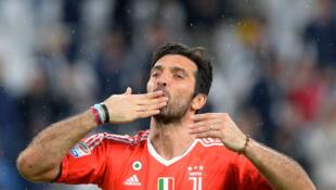 Gigi Buffon a quitté la Juventus pour s'engager au PSG.