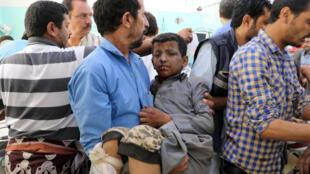 На северо-востоке Йемена около 30 детей погибли в результате авиаудара коалиции