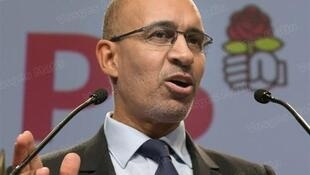 Harlem Désir, first secretary of the Socialist Party