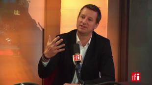 Yannick Jadot sur RFI le 23 octobre 2017.