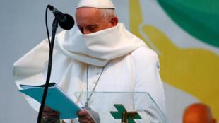 Après deux jours en Bulgarie, le pape François sera ce mardi à Skopje, en Macédoine du Nord.