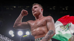 PHOTO Saul Canelo Alvarez - 2 novembre 2019