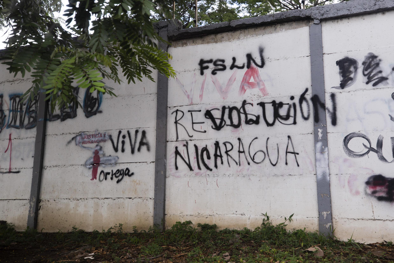 Nicaragua - Opposition politique - Manifestation - Répression AP21169019577722