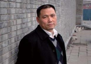 中国前维权律师浦志强资料图片