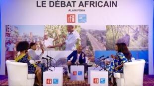 Enregistrement du débat africain sur le leadership féminin RDC (avril 2021)