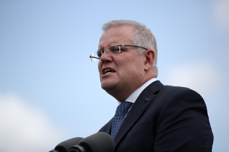Primeiro ministro da Austrália, Scott Morrison, denuncia cibertaque contra o seu país