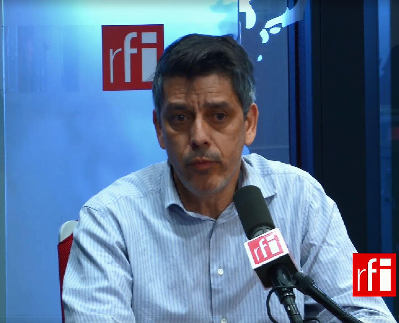 O RFI Convida ouviu o ator, roteirista e diretor Marcelo Teles, cujo filme foi selecionado para o Short Film Corner em Cannes.