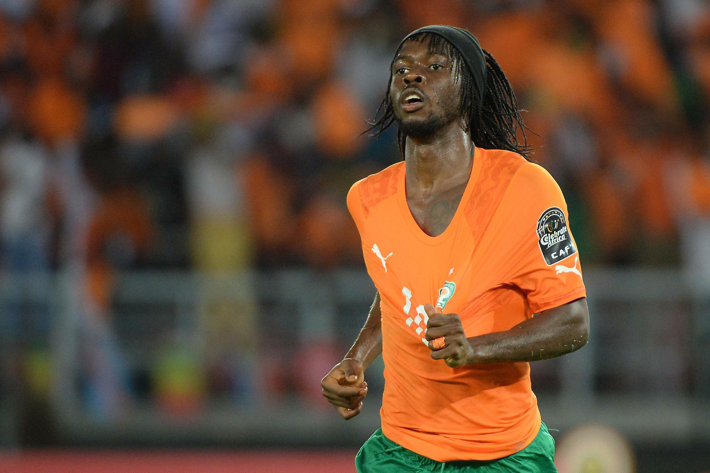 L'Ivoirien Gervinho.
